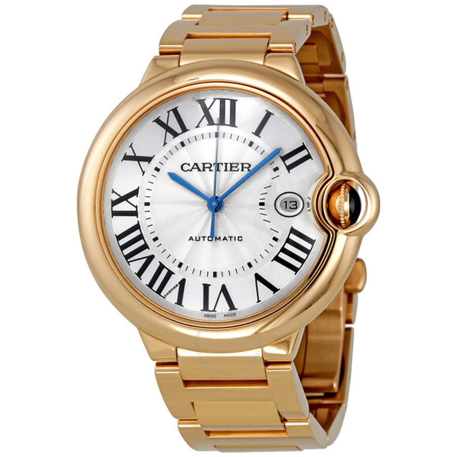 Cartier Ballon Bleu Large Men's Watch W69006Z2 ...