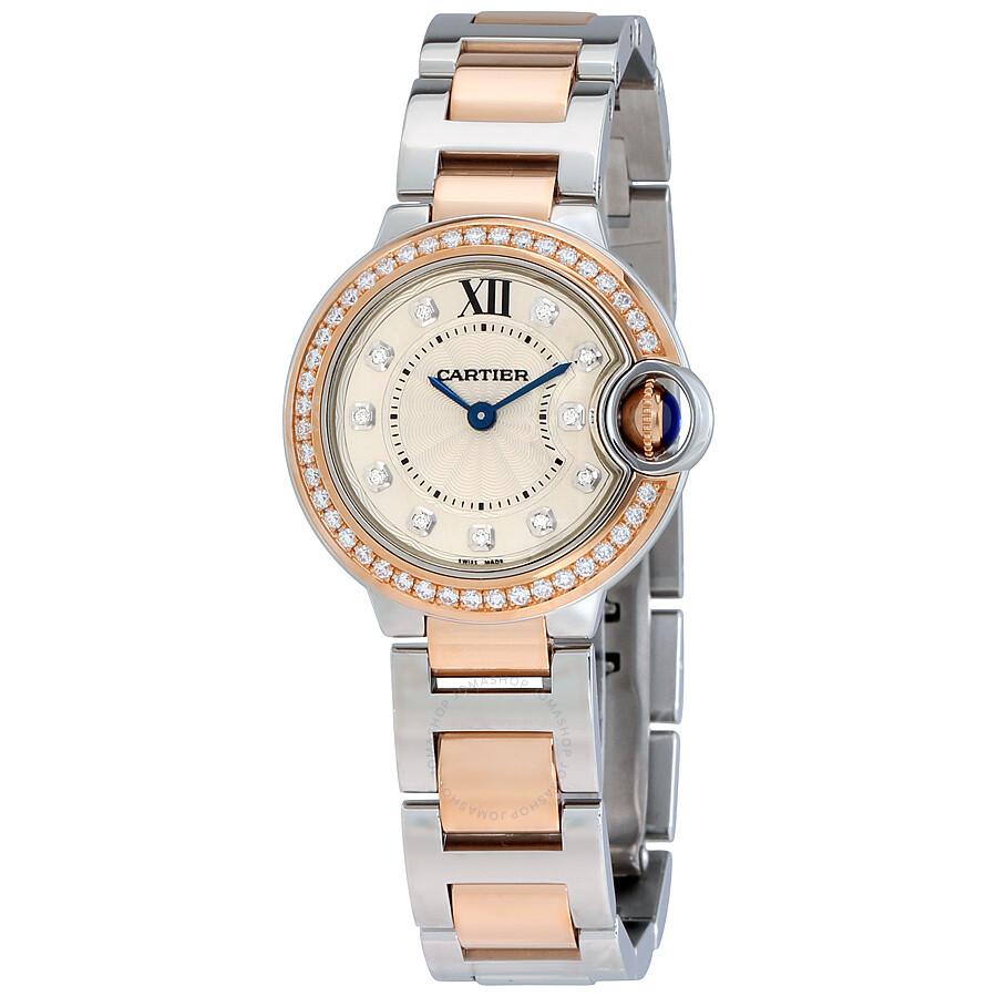 Amazon.com: cartier diamond watches