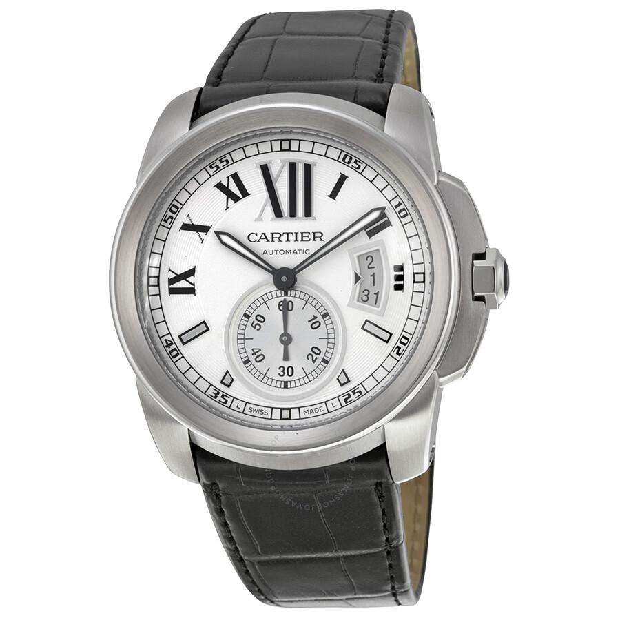Cartier Calibre De Cartier Men's Watch W7100037 - Calibre ...