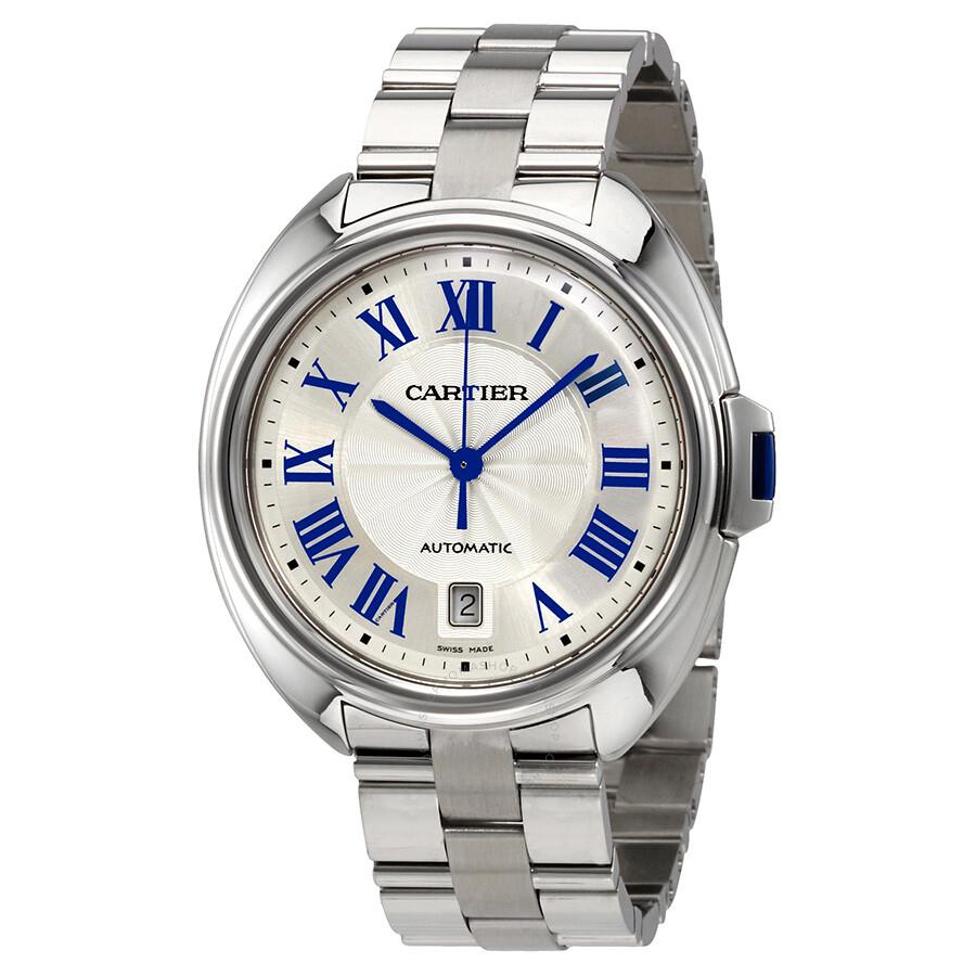 Cartier Clé Automatic Men's Watch WSCL0007 - CLE - Cartier ...