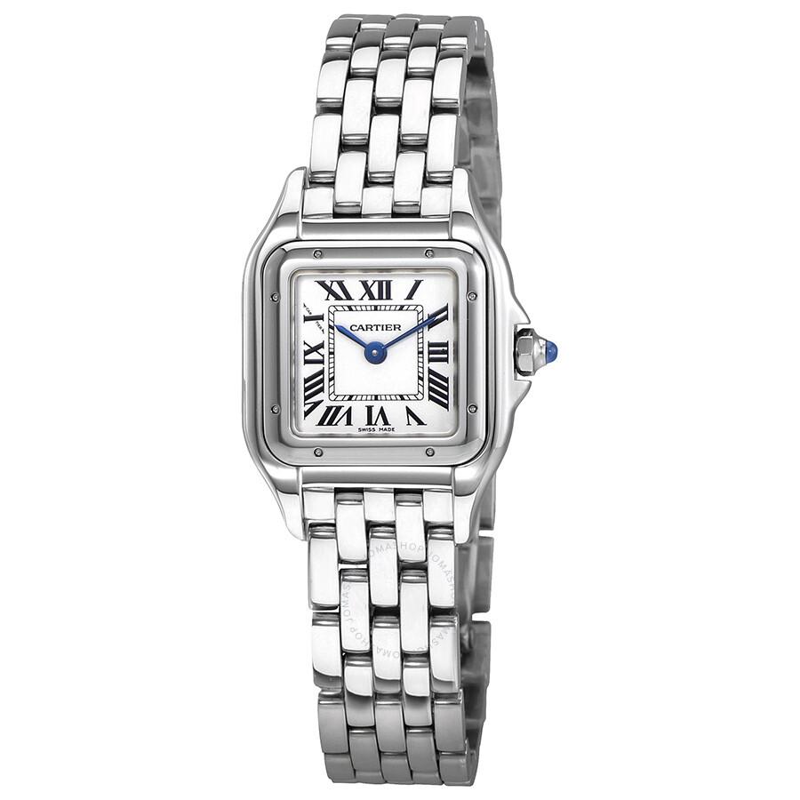 Cartier Panthere de Cartier Silver Dial Ladies Watch WSPN0006 ... f75ef4c8887