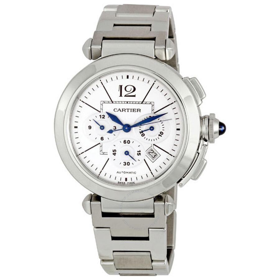 Cartier Pasha de Cartier Men's Watch W31085M7