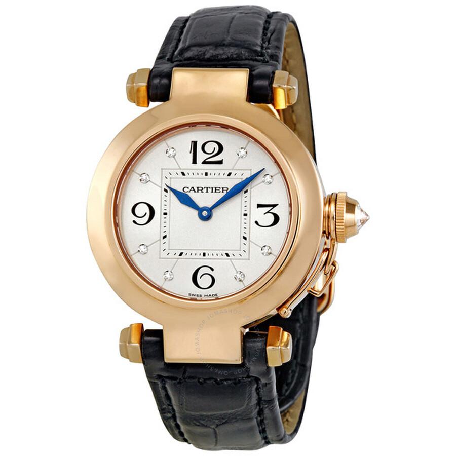 Cartier watches for women pasha