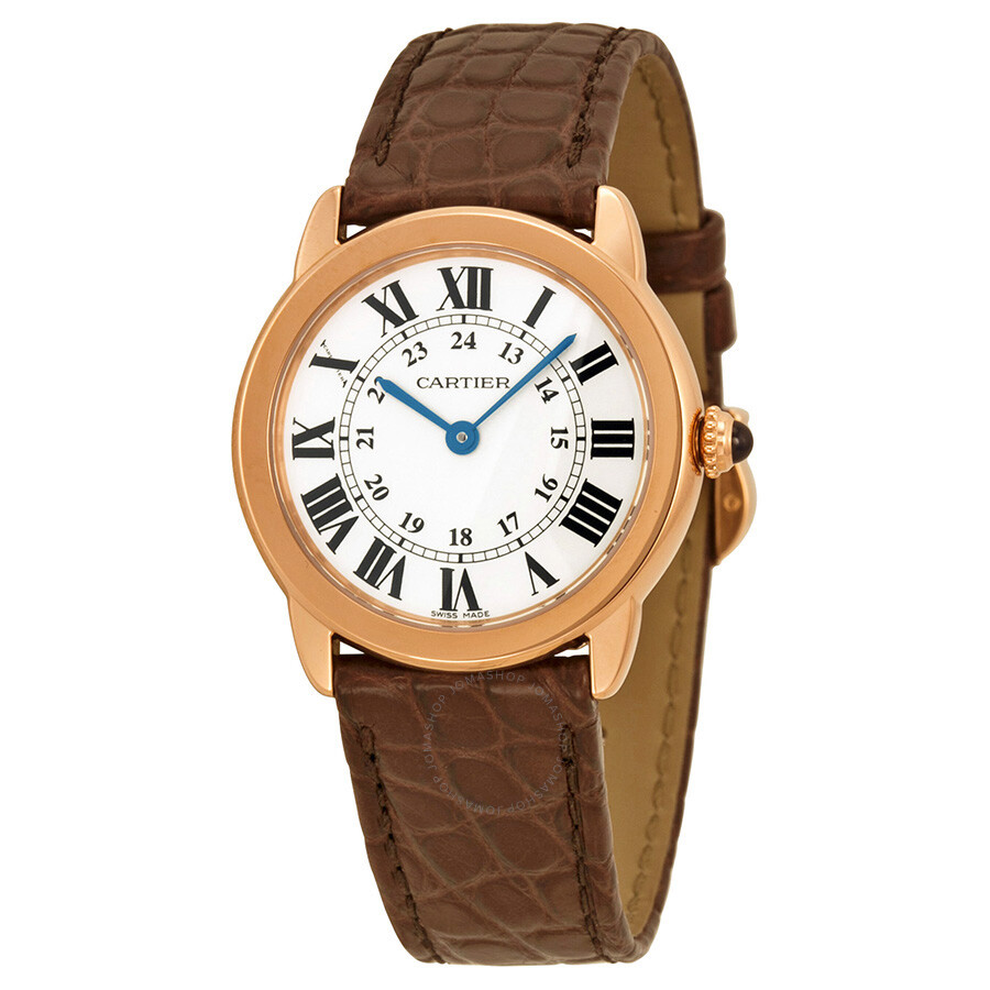 Cartier Ronde De Watches Ladies