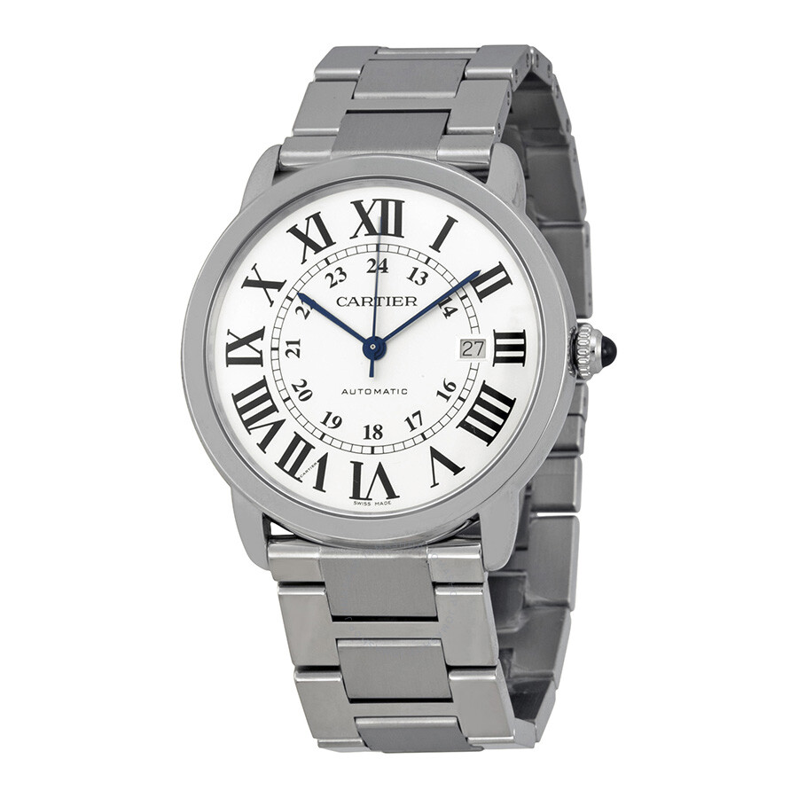 cartier watches jomashop cartier ronde solo men s watch
