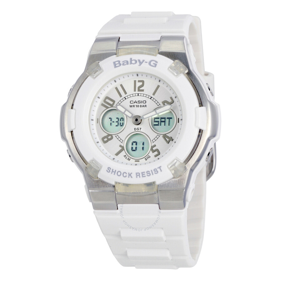 Casio Baby G Analog Digital Dial Ladies Watch BGA110-7BCR - Baby-G ... 76c1a50e76dc