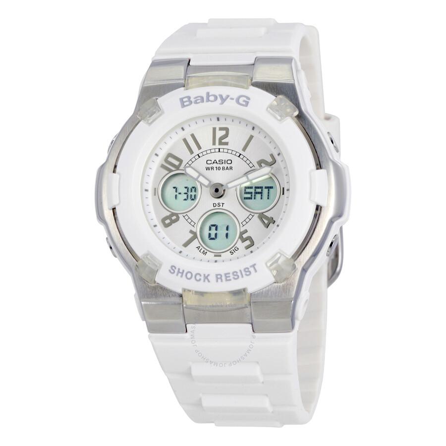 fdc9f90ca Casio Baby G Analog Digital Dial Ladies Watch BGA110-7BCR - Baby-G ...