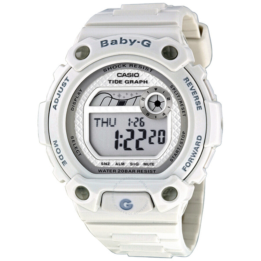 casio tide graph watch instructions