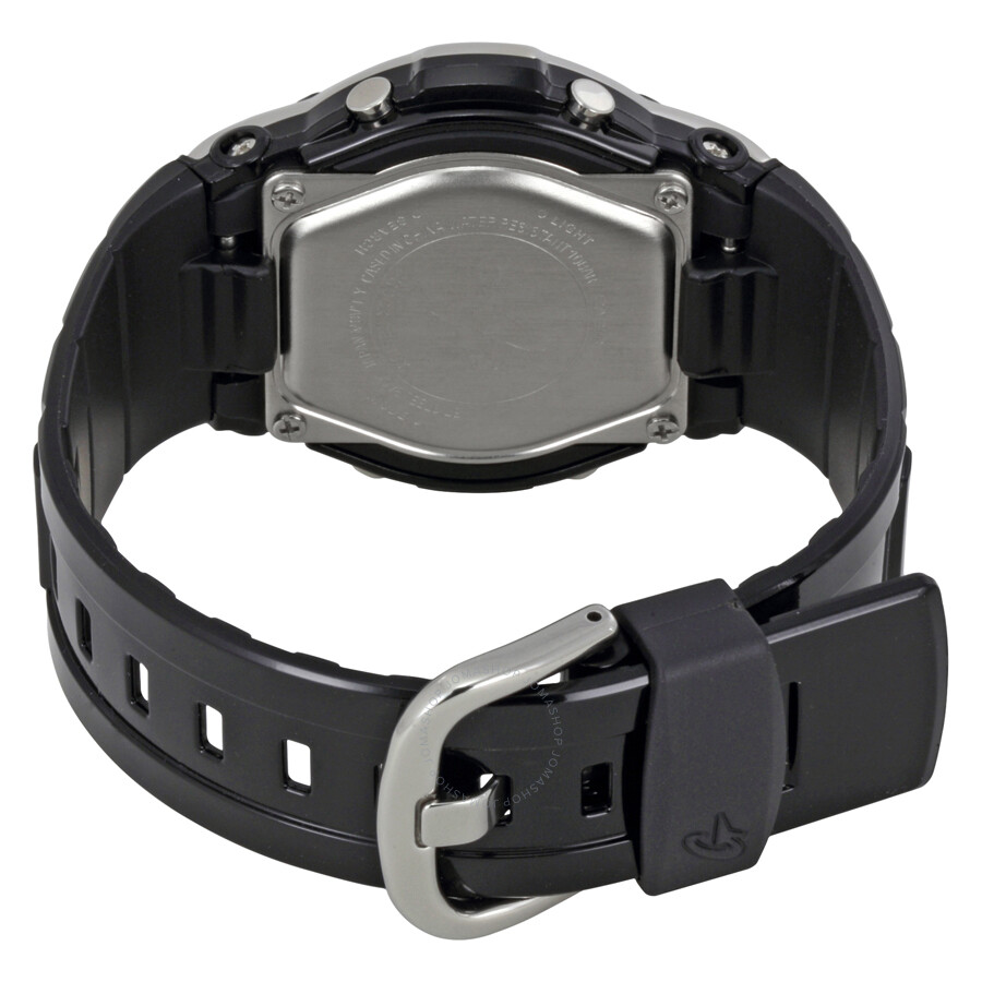 b0436d271d66 ... Casio Baby G Shock Resistant Black Multi-Function Sport Ladies Watch  BGA110-1B2 ...
