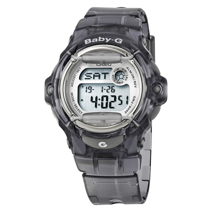5d4bfde094e8 Casio Baby G Whale Series Ladies Watch BG169R-8 Item No. BG169R-8DR