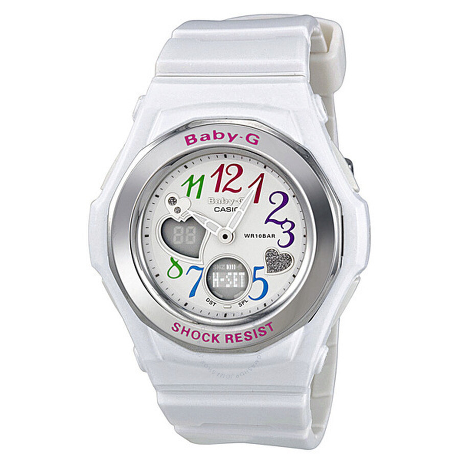 Casio Baby-G Shock Analog Digital Ladies Watch BGA101-7B - Baby-G ... 70a1a9b46ad4