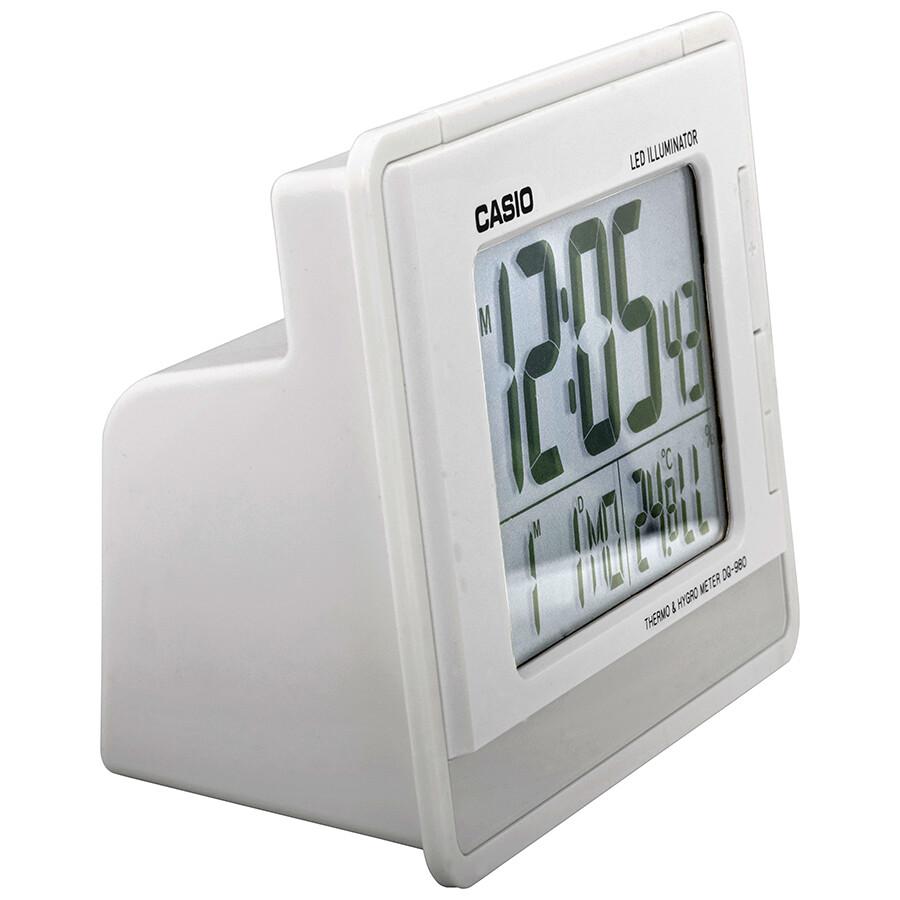 how to set casio alarm clock