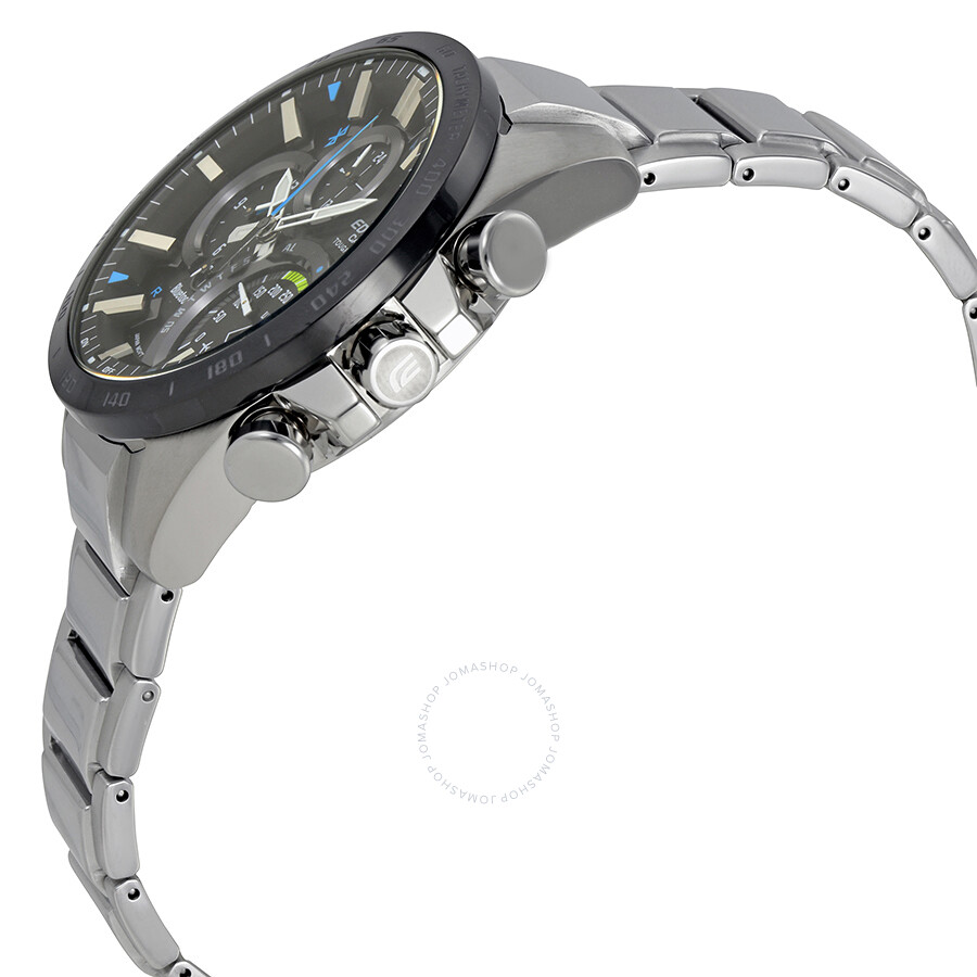 Casio Edifice Black Dial Men s Watch EQB-501XDB-1ACF - Edifice ... 9a3cecd1a