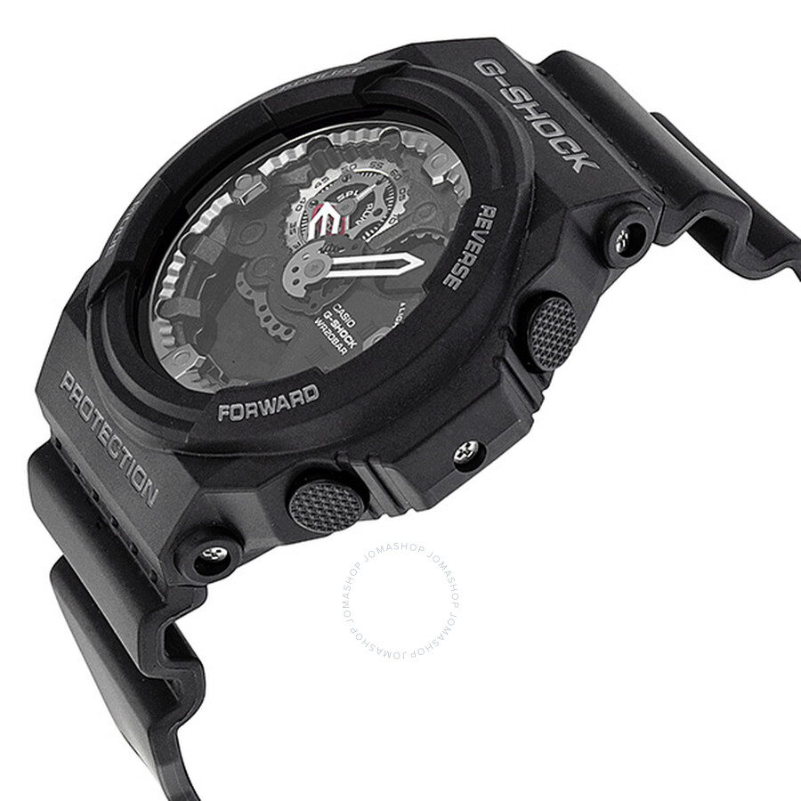 867f46421875 ... Casio G Shock Analog Digital Dial Black Resin Men s Watch GA300-1ACR ...