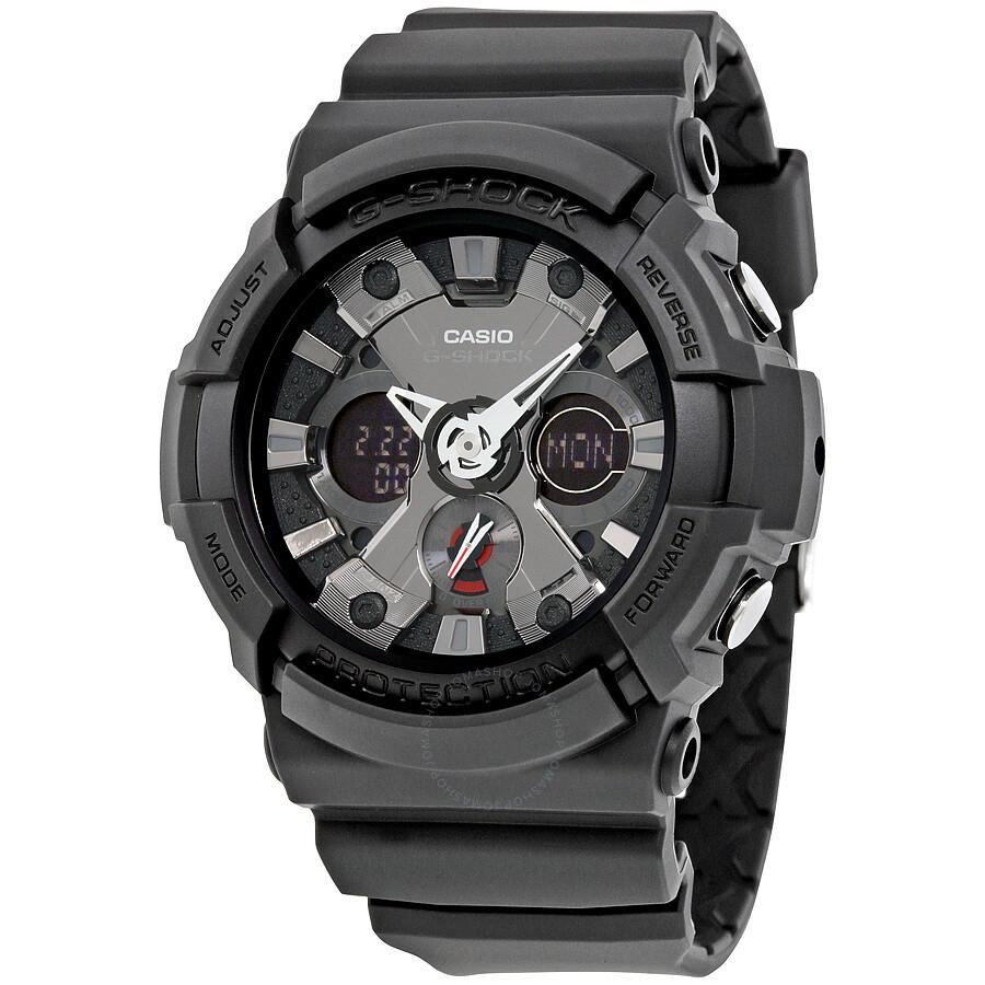 fc6a8f8b11d Casio G-Shock Black Dial Resin Men s Watch