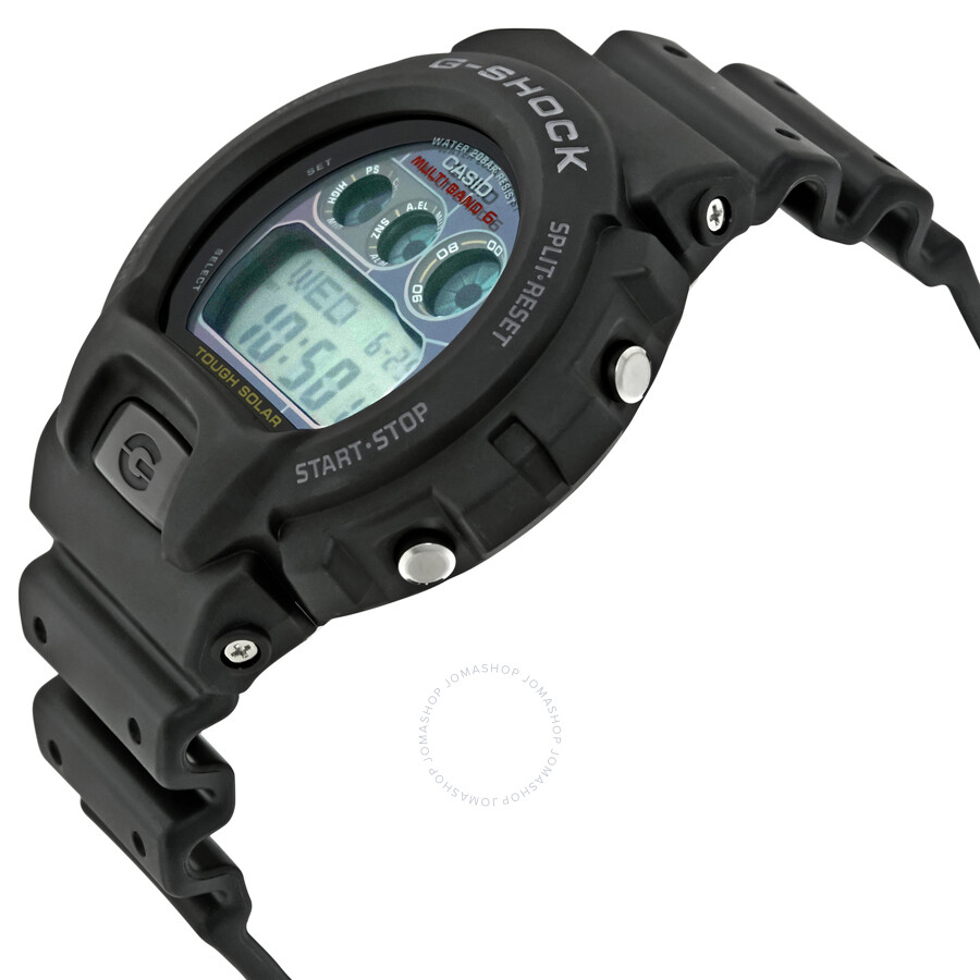 casio g shock black digital gw6900 1 g shock