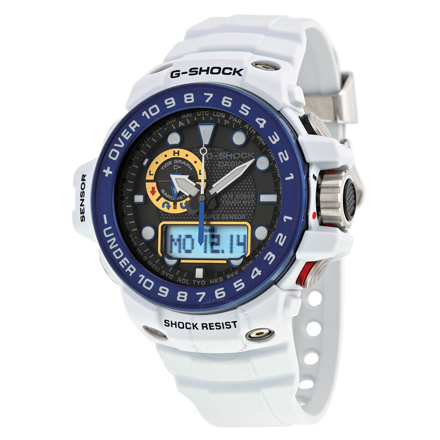 Casio g shock gulfmaster watch gwn1000e 8acr g shock casio watches jomashop for Watches g shock