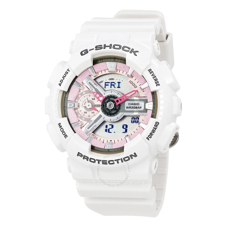 32dd9dc6f909c Casio G Shock Ladies Watch GMAS110MP-7A - G-Shock - Casio - Watches ...