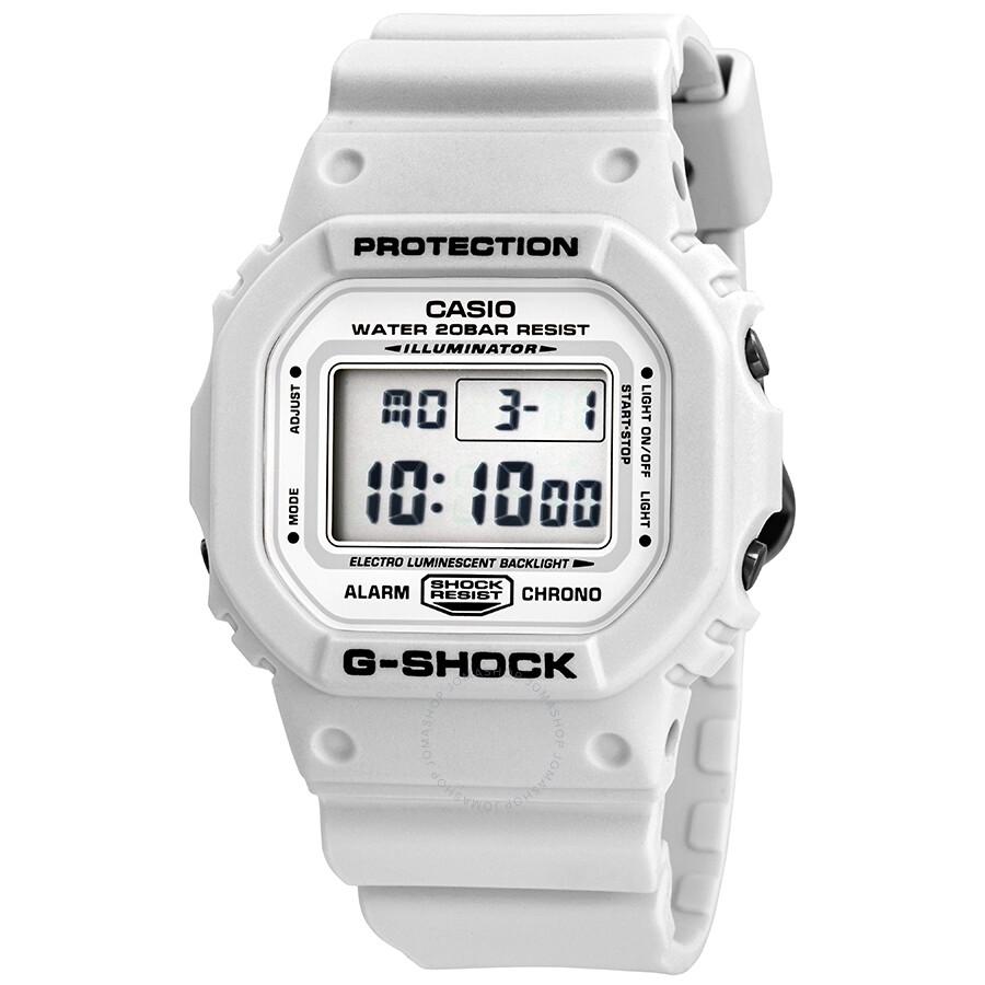 7550c15b6 Casio G-Shock Marine Alarm Chronograph Men's Watch DW-5600MW-7CR - G ...