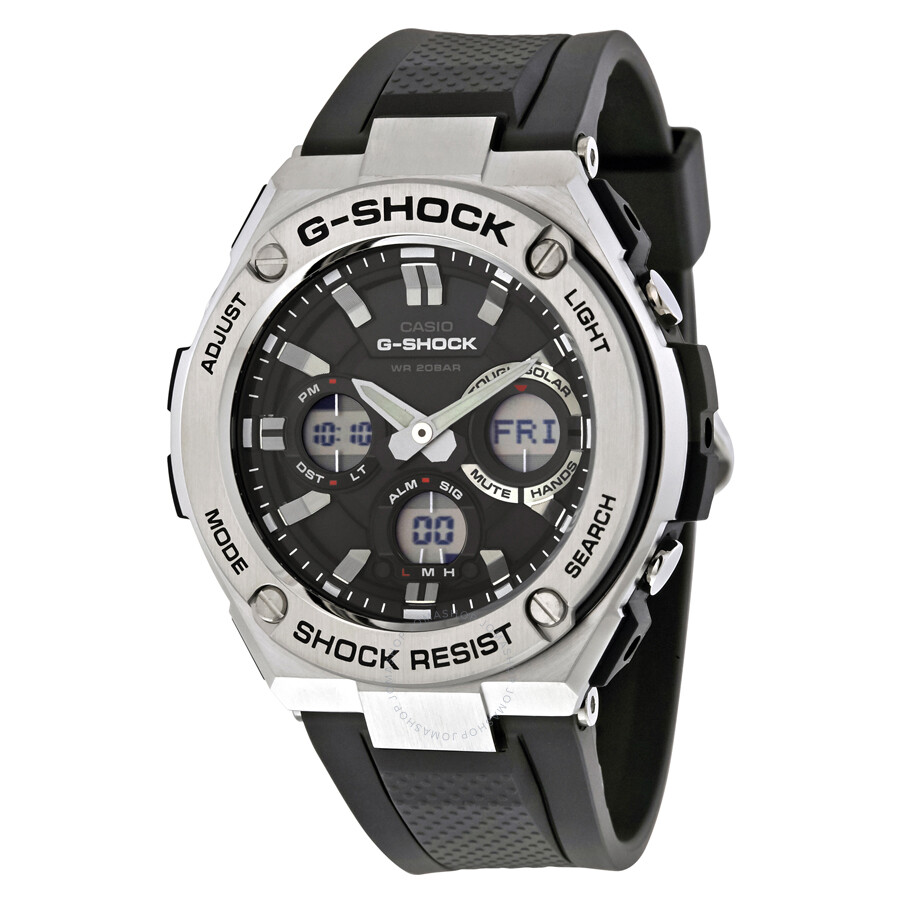 c7ce2d44a20 Casio G-Shock Men s Analog-Digital Watch GSTS110-1A - G-Shock ...