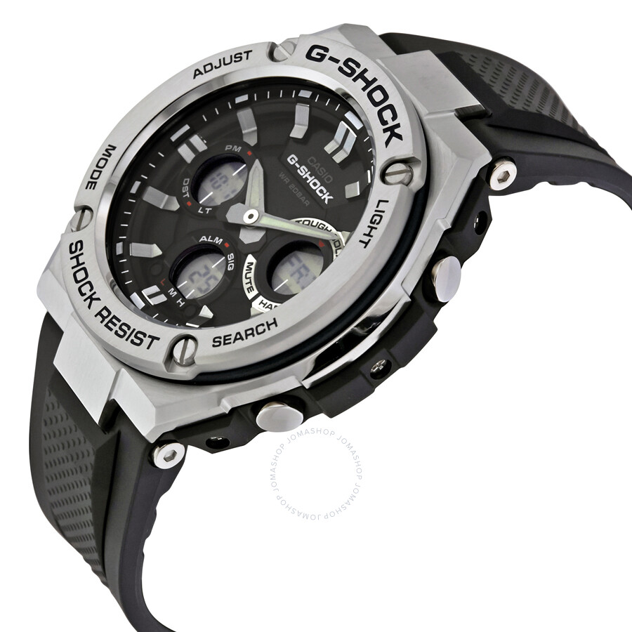 acf6a322c Casio G-Shock Men's Analog-Digital Watch GSTS110-1A - G-Shock ...