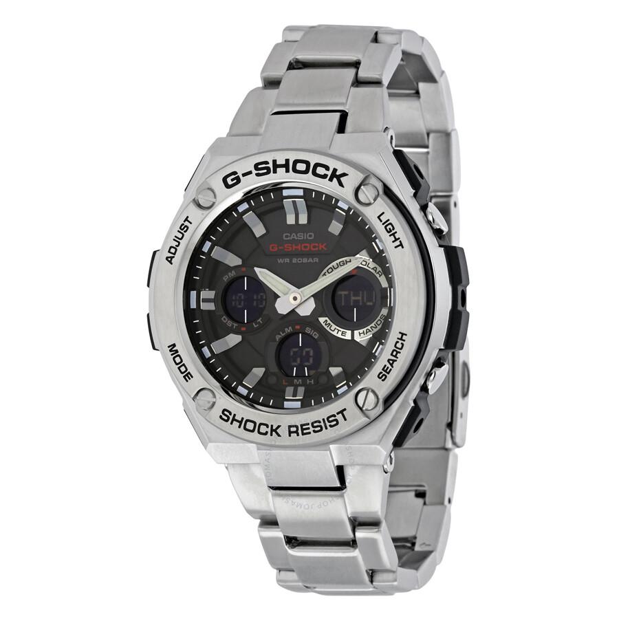 casio g shock men s analog digital watch gsts110d 1a g shock casio g shock men s analog digital watch gsts110d 1a