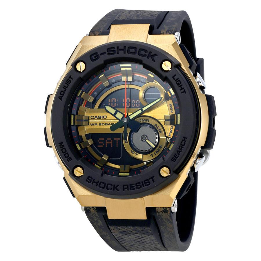 0fb6a60a7fd8e Casio G-Shock Men s Sports Watch GST200CP-9ACR - G-Shock - Casio ...