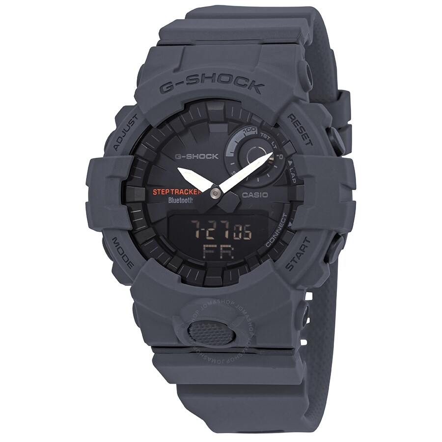 Casio G Shock Men S Analog Digital Watch Gba800 8a
