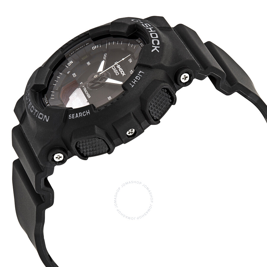 35ca1a38473d ... Casio G Shock S Series Black Dial Men s Analog-Digital Watch GMAS130-1A  ...