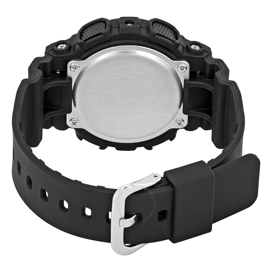 a7fd95a38593 ... Casio G Shock S Series Black Dial Men s Analog-Digital Watch GMAS130-1A