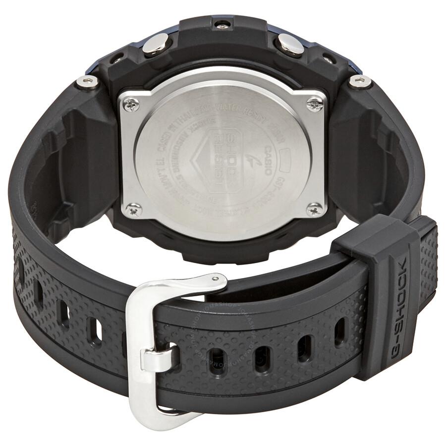 29606e713e9ab ... Casio G-Shock World Time Black Dial Men s Solar Powered Watch GST-S300G-