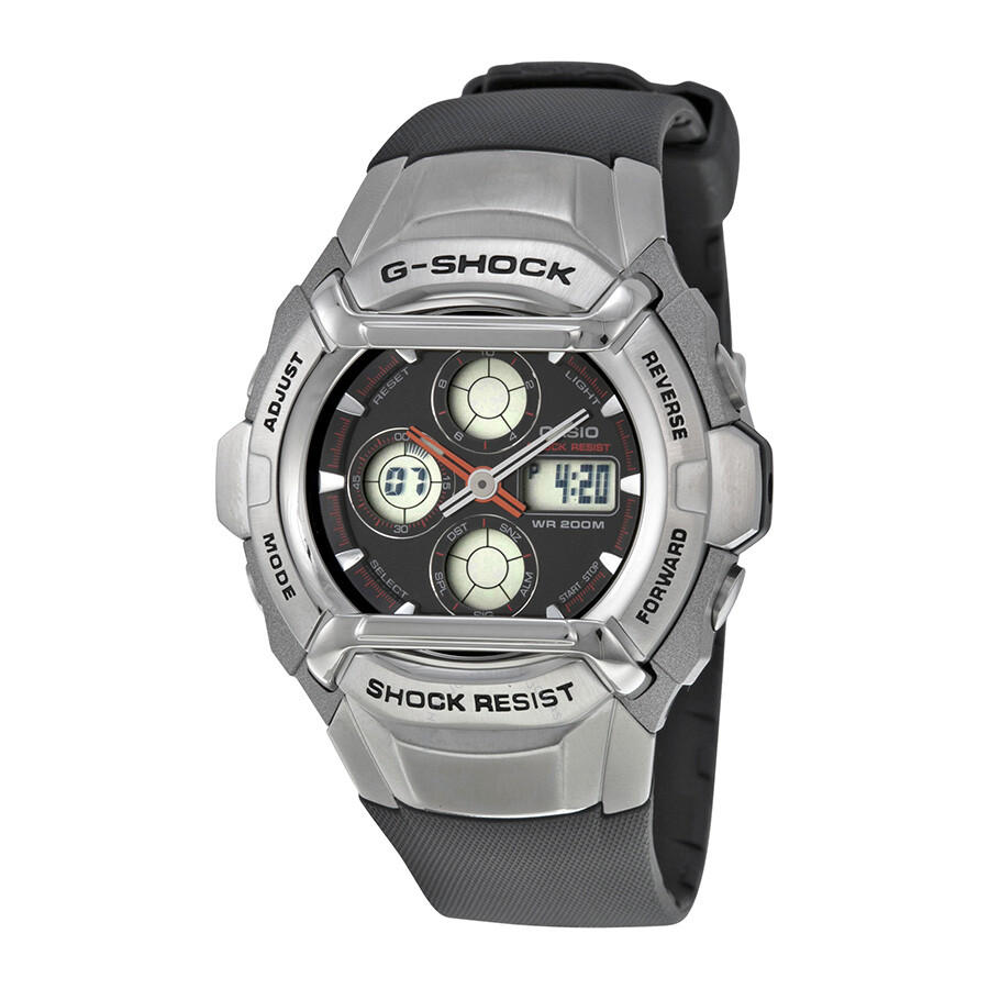 casio g shock analog digital s g511 1a g shock