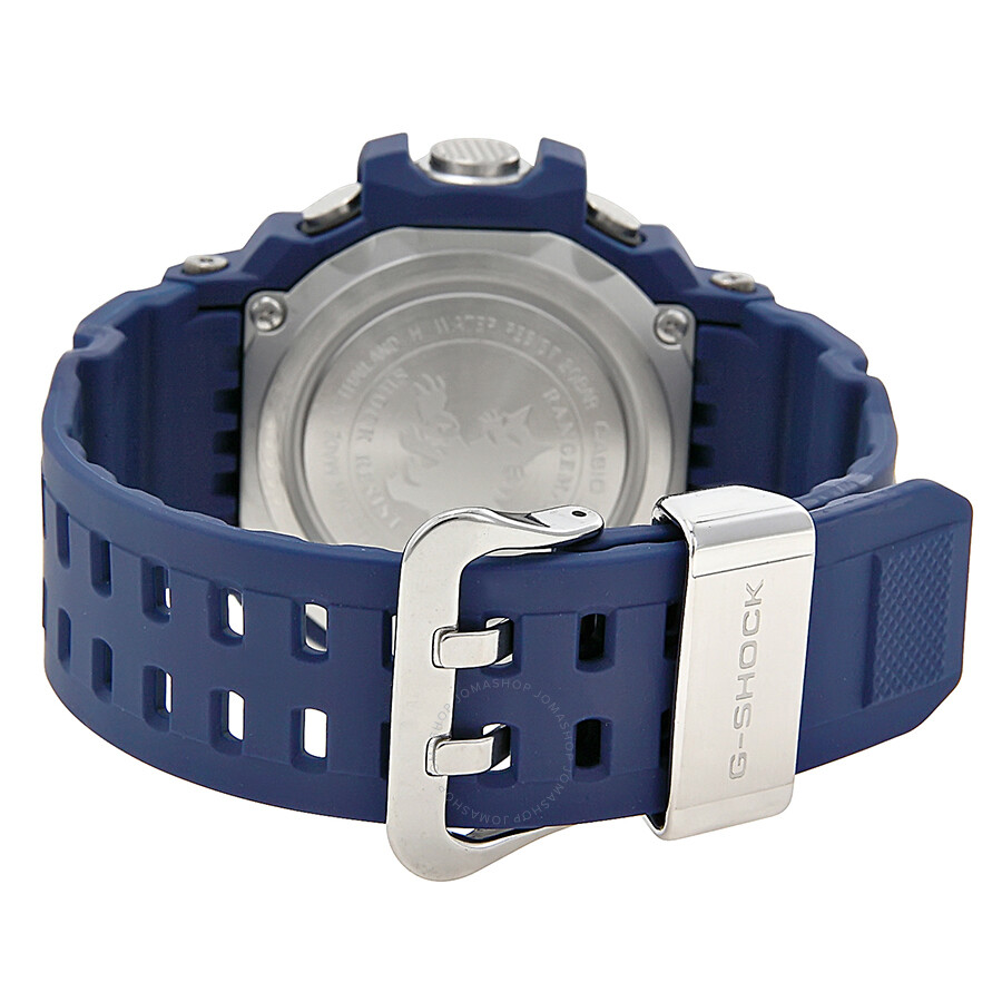 Casio G-Shock GW9400NV-2CR Master of G Color-Themed NAVY ...