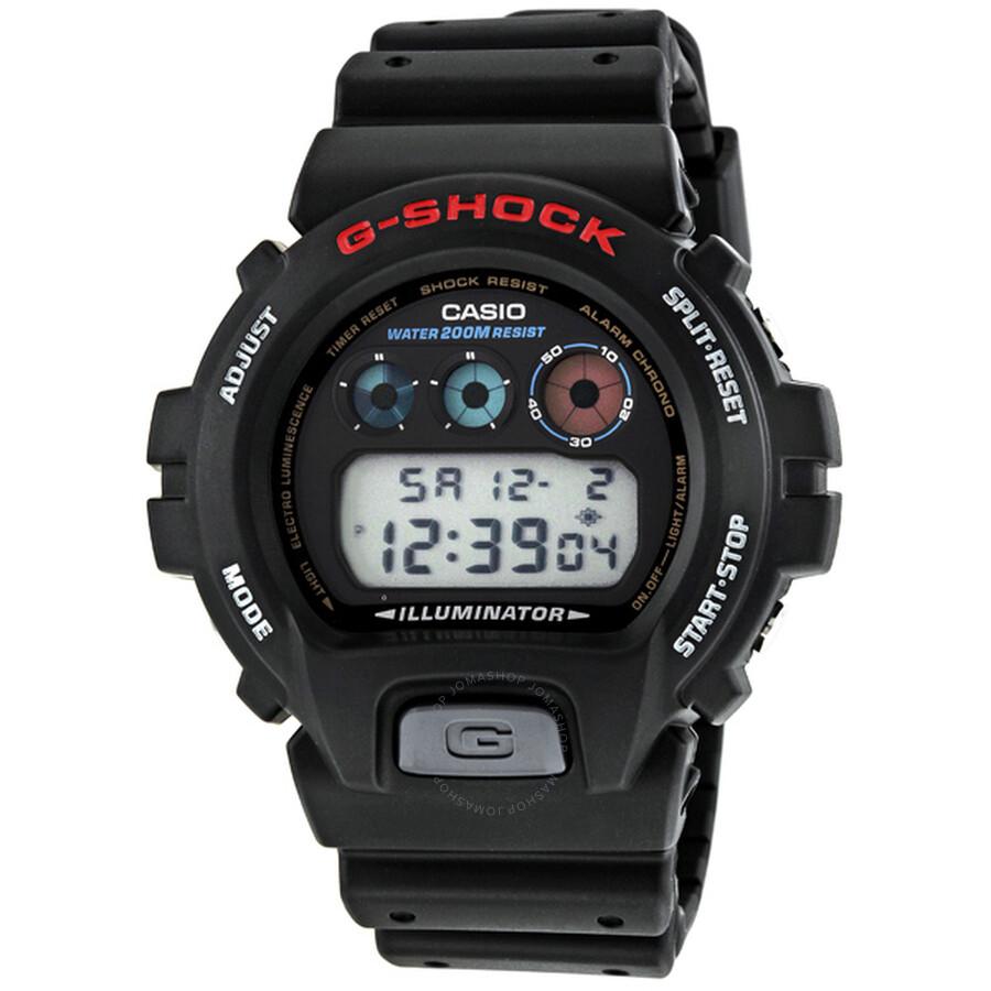 Casio G-Shock Men s Black Digital Watch DW6900-1V - G-Shock - Casio ... fe1abc7ec