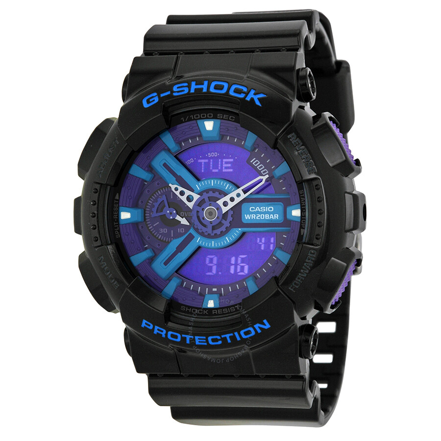 how to work your g shock
