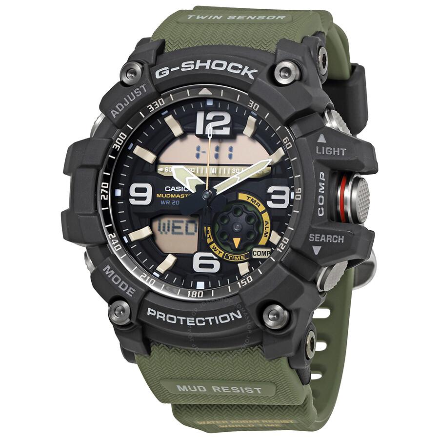 09431665e43e Casio Master of G Digital Men s Watch GG1000-1A3 - G-Shock - Casio ...