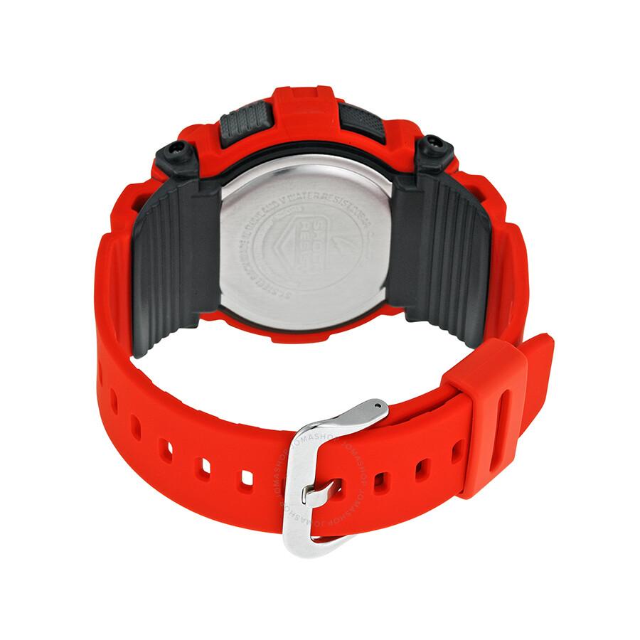 4544640eb05c Casio Men s G-Shock Rescue Red Digital Sport Watch G7900A-4 - G ...