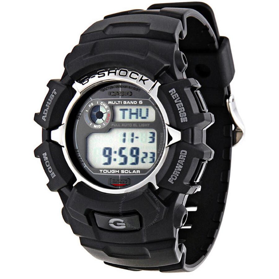Casio Men S G Shock Solar Atomic Digital Sports Watch Gw2310 1