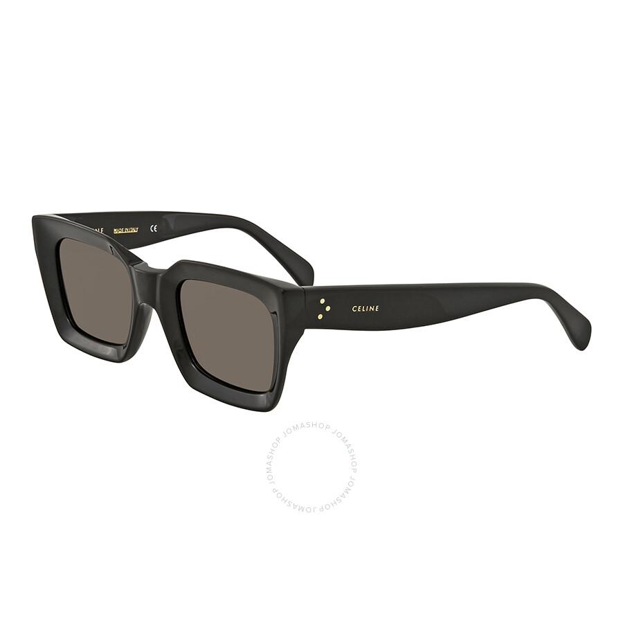 26d9fcbedea Celine Black Square Sunglasses CL41450S 807 50 - Celine - Sunglasses ...
