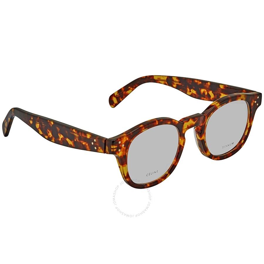 3bb5dcf6a76a Celine Blonde Tortoise Eyeglasses 41410 E88 22 45 - Celine ...