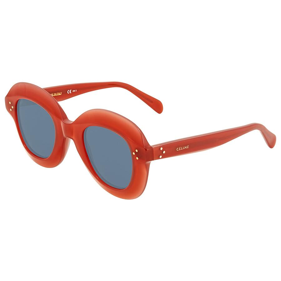 ad2746d70b42 Celine Round Sunglasses CL41445S 35JKU 46 - Celine - Sunglasses ...