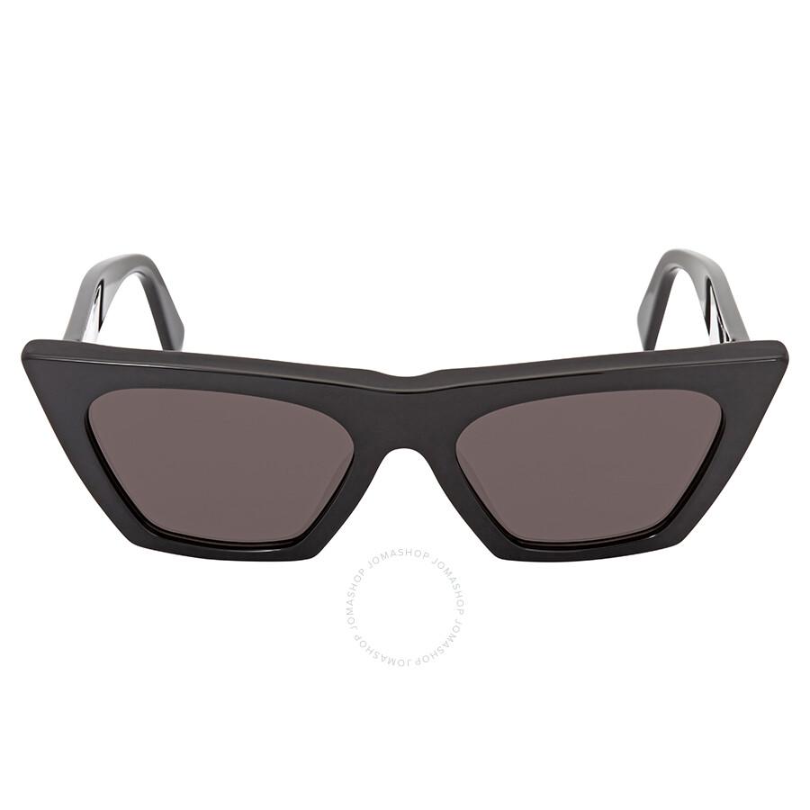 a563f1b2f3 ... Celine Edge Grey-Blue Rectangular Sunglasses CL41468S 807IR 51 ...