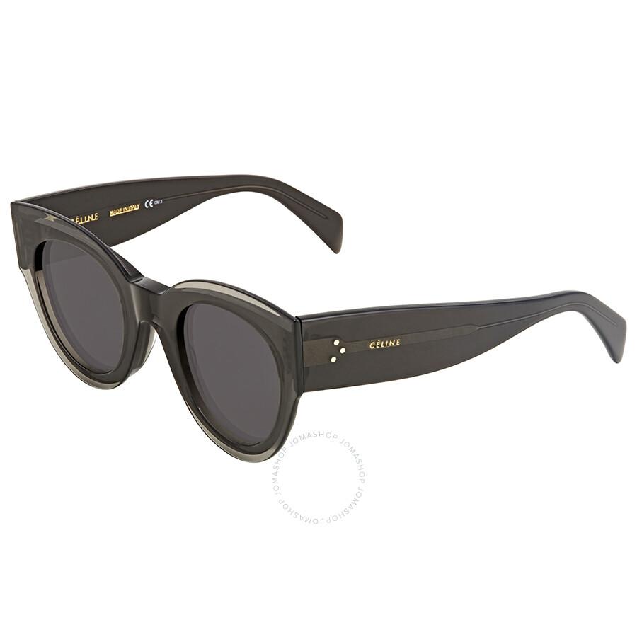 0f72b66379de Celine Grey-Blue Cat Eye Sunglasses CL41447S KB7IR 48 - Celine ...