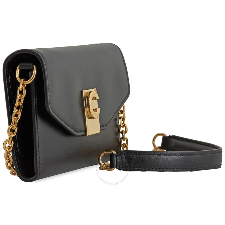 Celine Celine Ladies Iphone X and XS Clutch Bag in Black