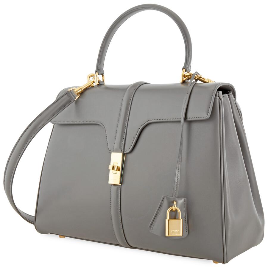 Medium 16 Bag In Satinated Calfskin
