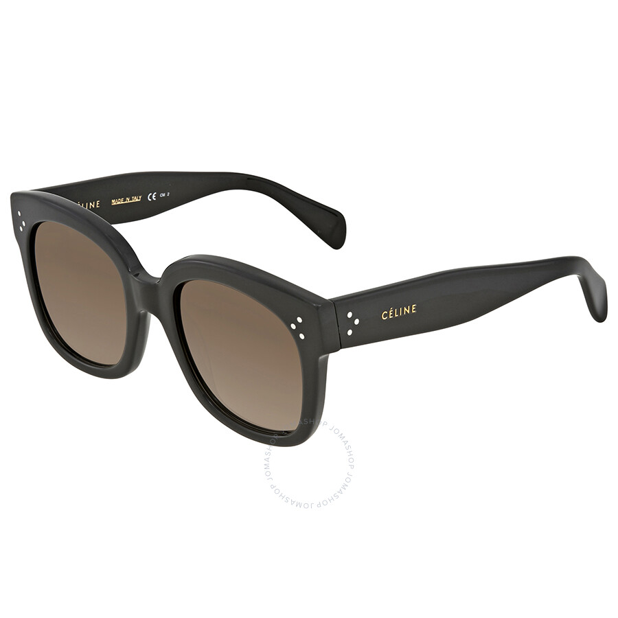 6eef4a83c9 Celine New Audrey Brown Gradient Square Sunglasses CL41805S 807 54 ...