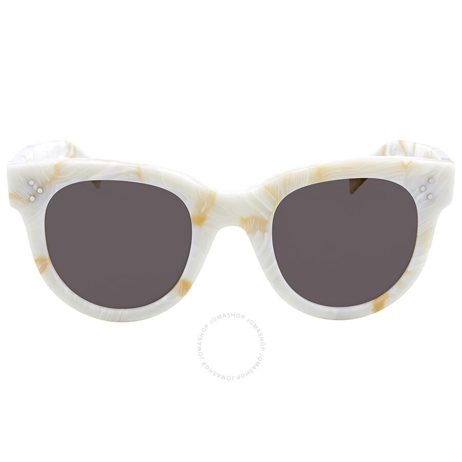 d974275165 Celine White Sunglasses CL 41053 S 21J NR 47 - Celine - Sunglasses ...