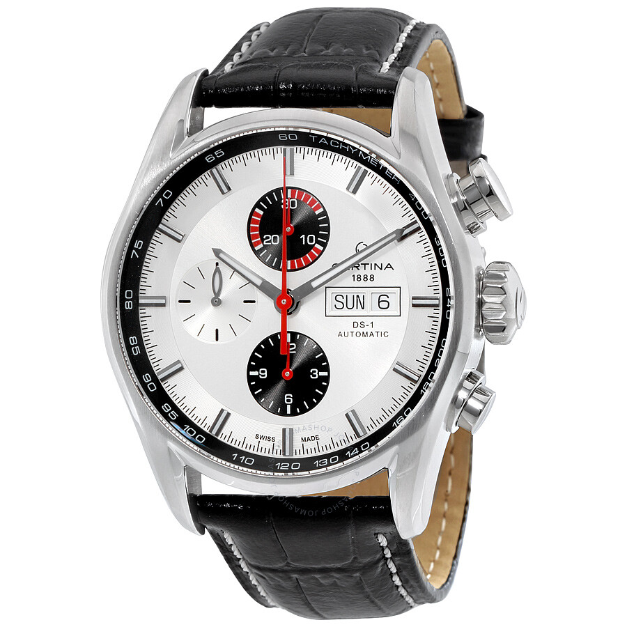 certina ds 1 chronograph automatic s