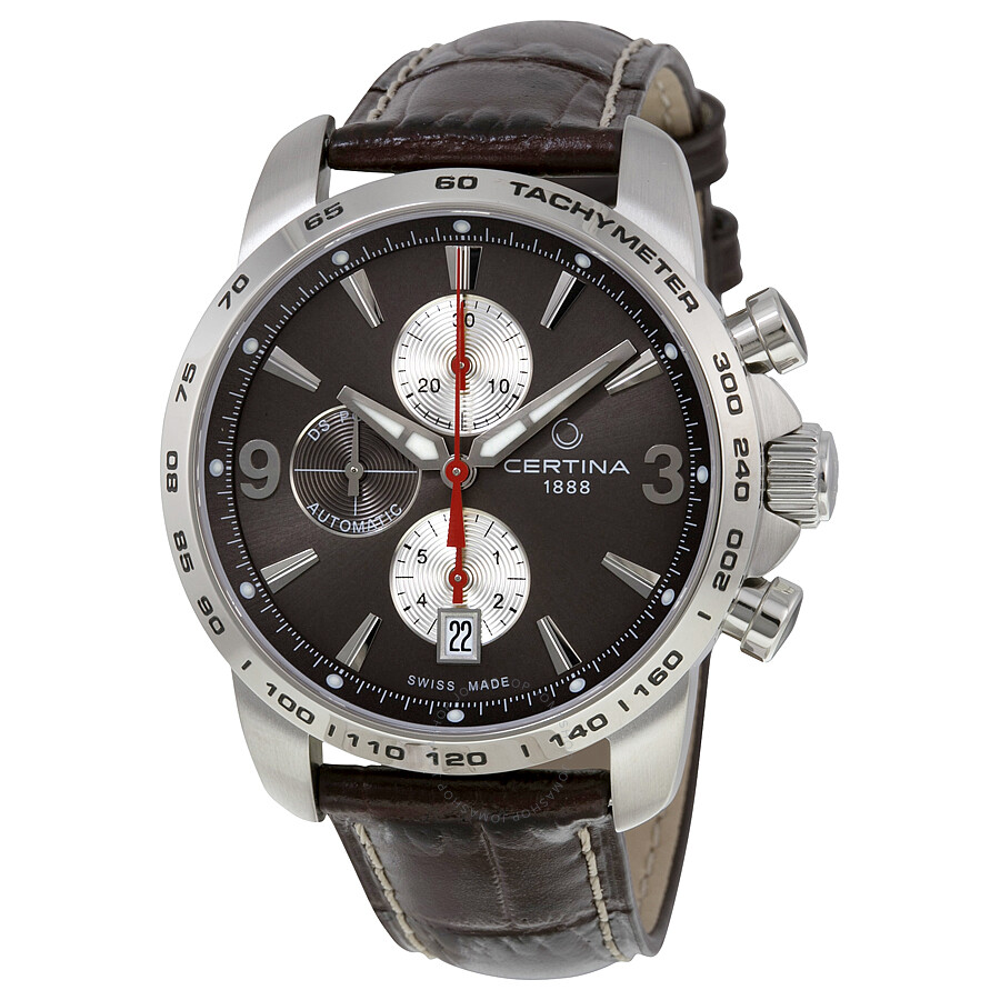 Certina DS Podium Automatic Chronograph Men's Watch ...