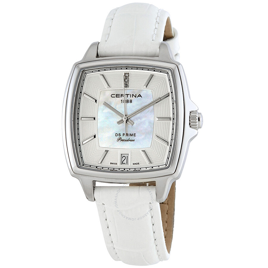 Certina DS Prime Mother of Pearl Dial Ladies Watch C028.310.16.116.00 ... d1be05fba73